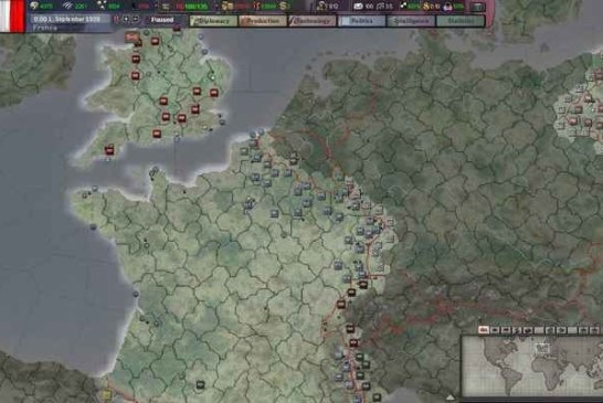 Hearts of Iron 3 : AAR Vive la France !