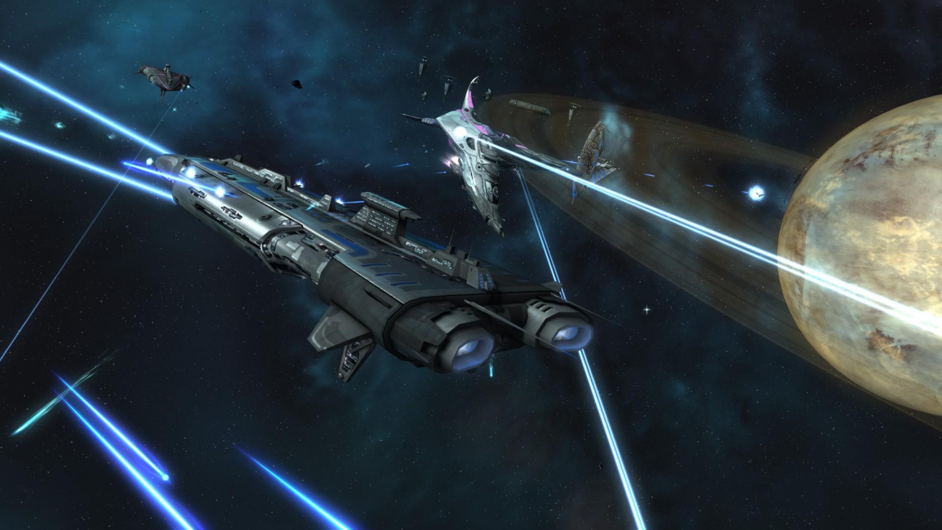 Sins Of A Solar Empire Rebellion Est Sorti Gazette Du Wargamer