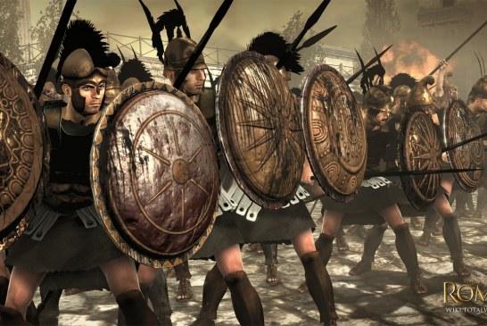 Total War – Rome II : nouvel exemple de bataille