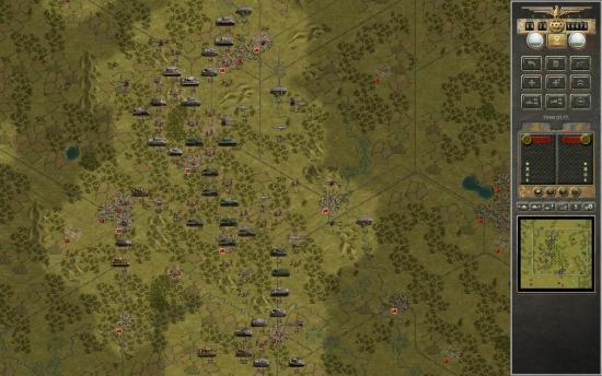 Panzer Corps 45