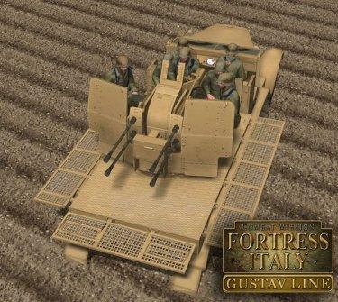 CMFI Gustav line - sdkfz71