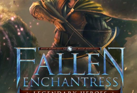 Fallen Enchantress : sortie de Legendary Heroes