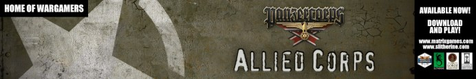 Panzer Corps - Allied corps - Slitherine