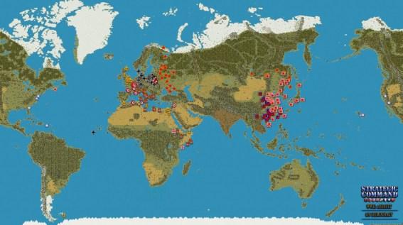 Assault on Democracy est la prochaine extension pour SC 2 Global Conflict. La carte globale comptera cinq fois plus de cases.