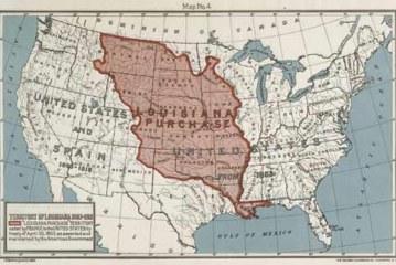 Sur la Toile : Bonaparte et la Louisiane