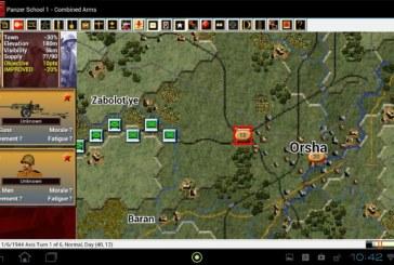 Sortie de Touch Panzer Campaigns