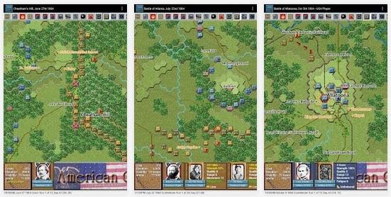 Civil War Battles - Atlanta