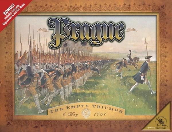 Prague - The Empty Triumph - Clash of Arms