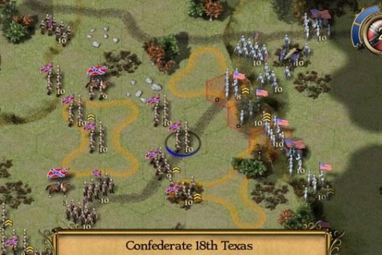 Extension pour Talisman et sortie de Civil War 1864
