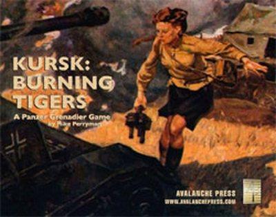 Panzer Grenadier - Kursk - Burning Tigers