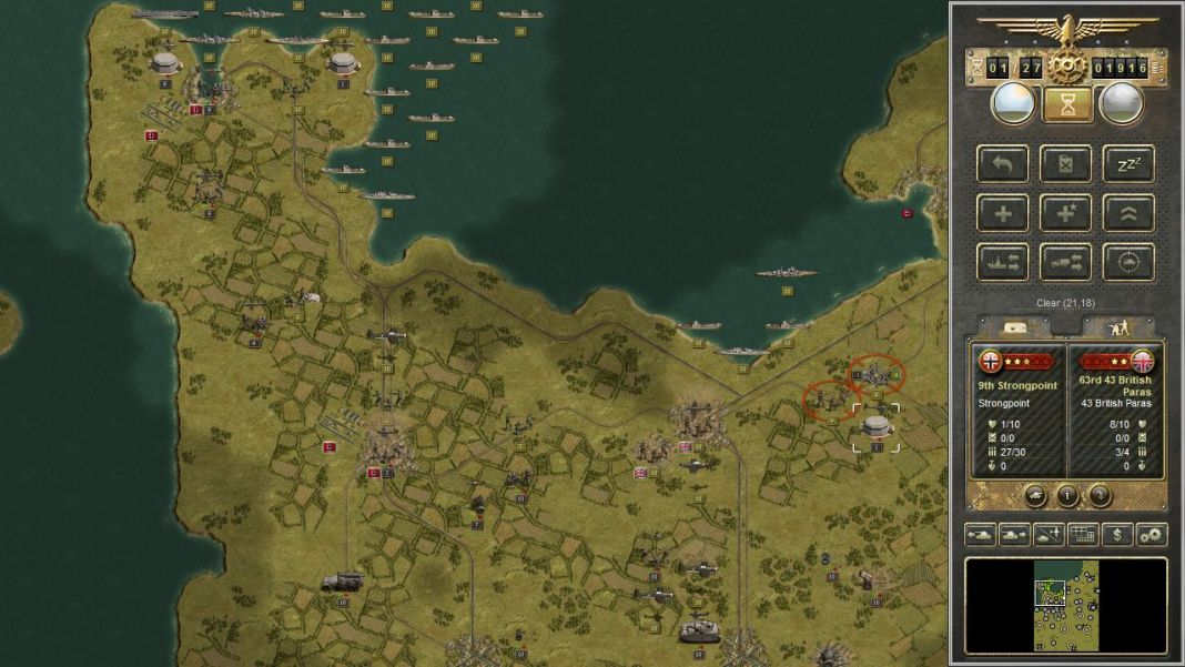 Panzer Corps - D-Day