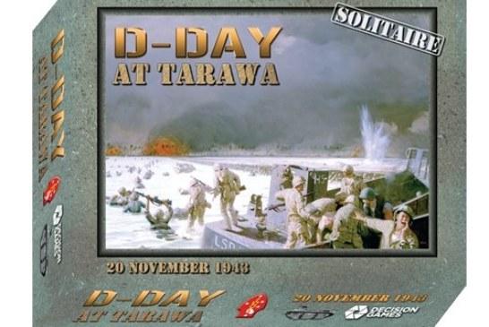 Sortie de D-Day at Tarawa