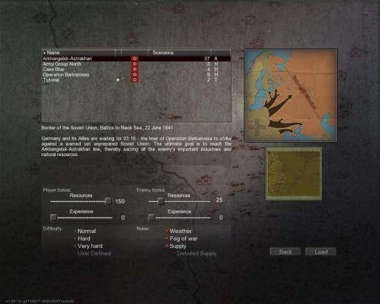 Germany at War - Barbarossa 1941 - Campaigns
