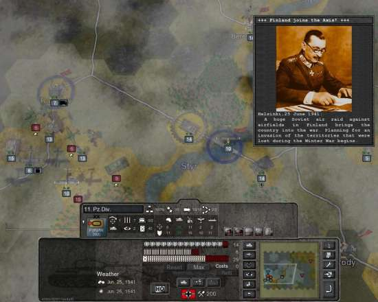 Germany at War - Barbarossa 1941 - Event