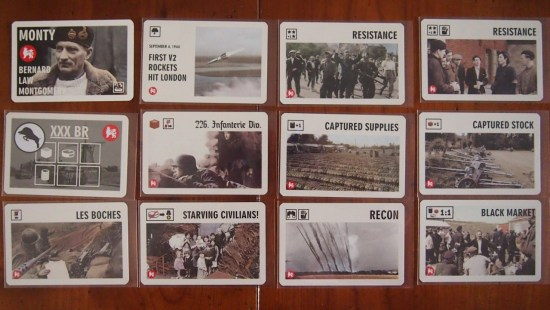 1944-race-rhine-cartes