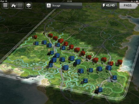 L'attaque de Patton (opération Cobra)