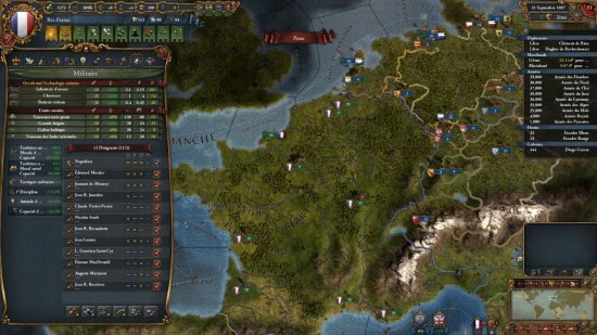 EU 4 - The art of war