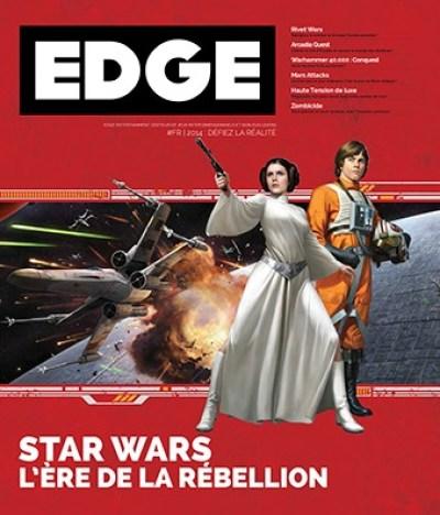 Edge magazine - Hiver 2014