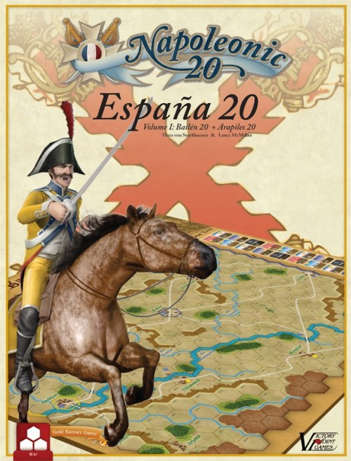 Napoleonic 20 - Espana 20 - volume 1 - Victory Point Games