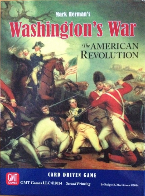 Washington's War - GMT