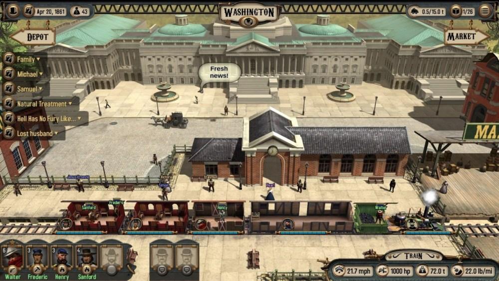Bounty Train - Preview