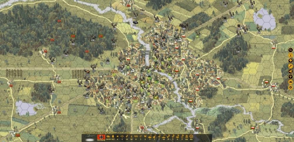Open Panzer - AAR Bataille de Varsovie