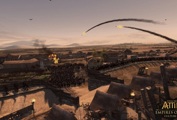 Total War Attila – Empires des Sables : trailer