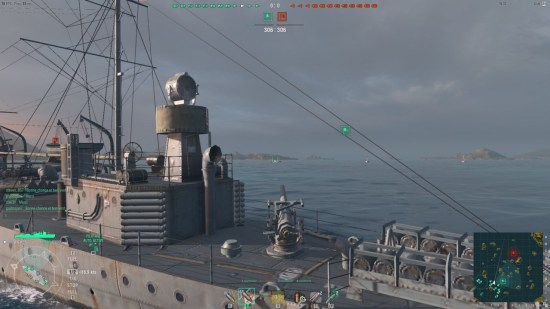 Test World of Warships