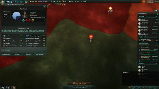 Test Stellaris