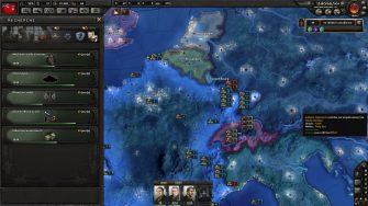 Pendant que l'Allemagne est engagée en Pologne, la France tente un mouvement offensif.