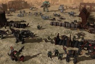 Preview : WH40K Sanctus Reach, au-delà des portes du Chaos