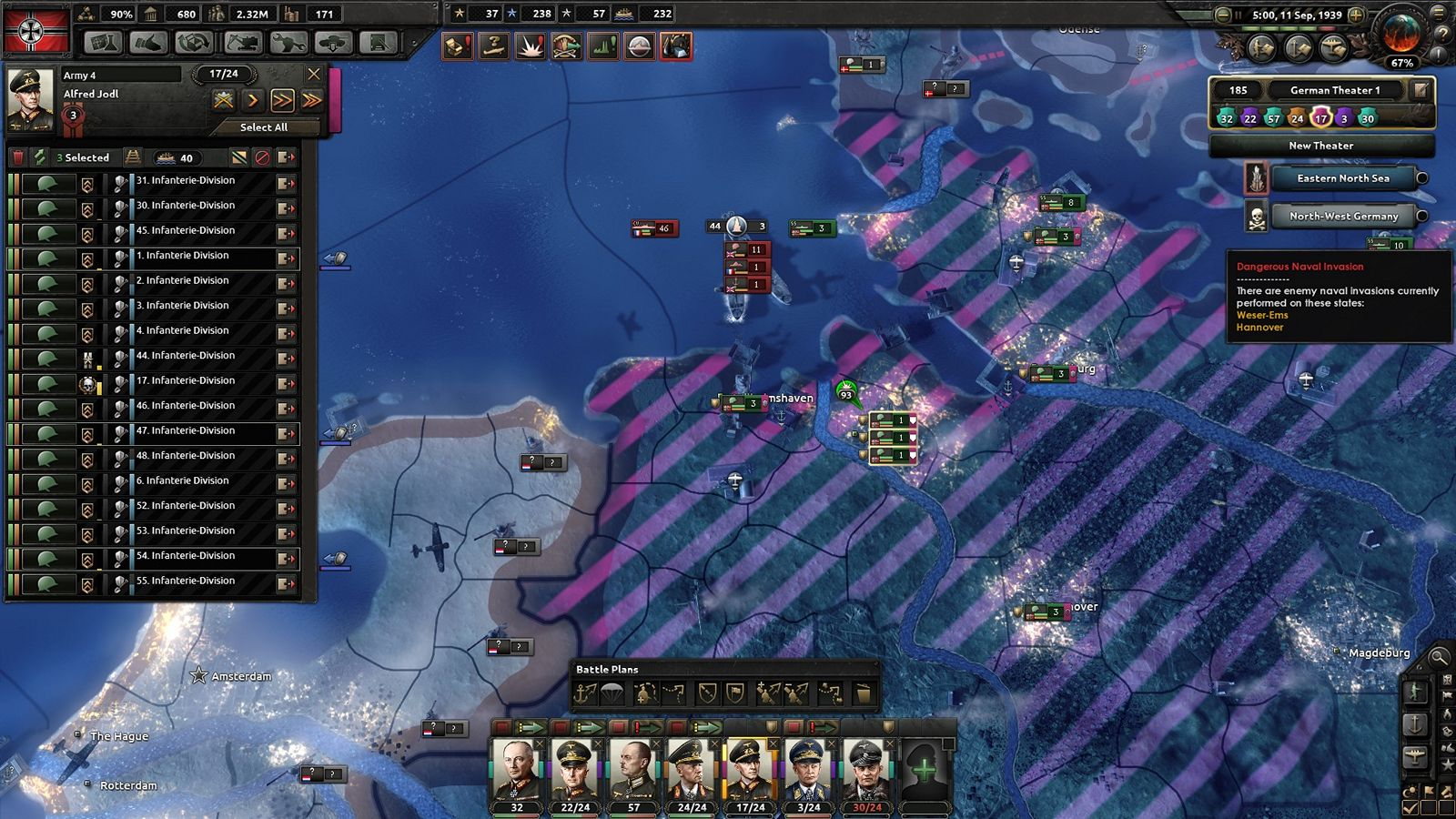 Patch 11 - Hearts of Iron 4 Wiki