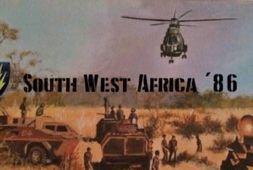 Premier écho de South West Africa '86