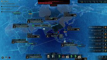 Carte stratégique