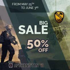 Vietnam 65 - Afghanistan 11 - Slitherine sale