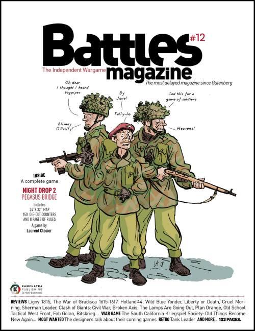 Battles Magazine #12 PDF