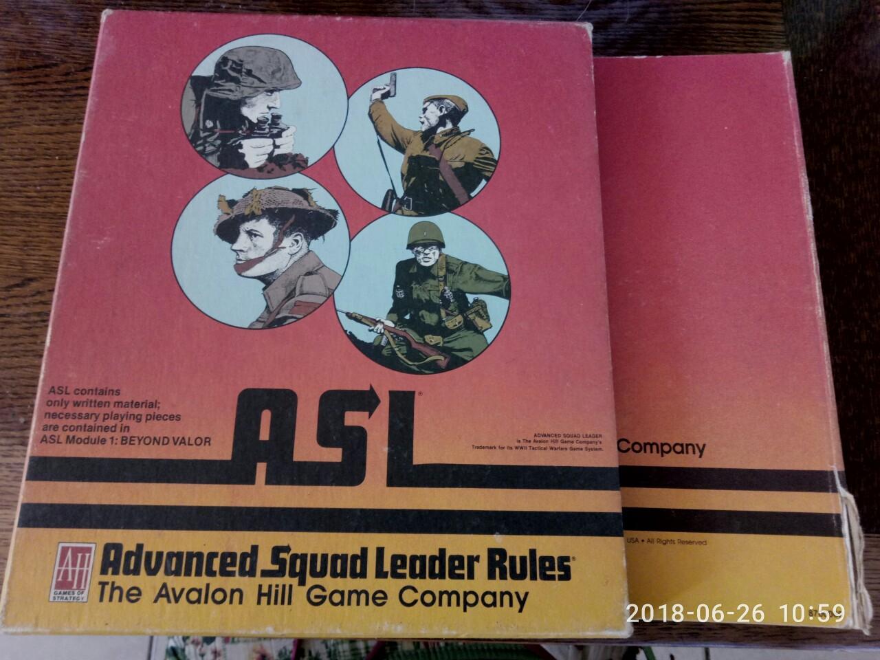 Squad Leader Book