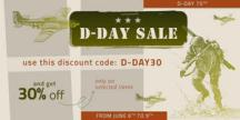 Slitherine D-day sale