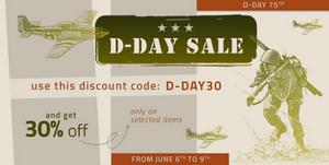Slitherine D-day sale