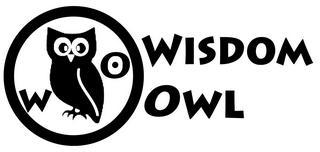 Logo Wisdom Owl