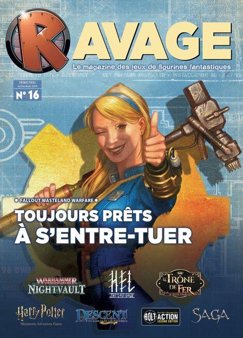Ravage 16
