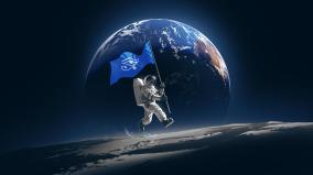Cosmonaute égyptien