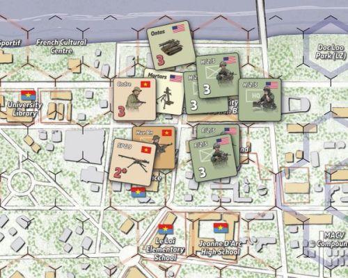 Yaah! 13 map