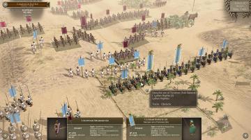 Battle - Egypt vs Lydia
