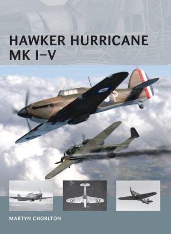 osprey-couv-Hawker_Hurricane_Mk_I_V