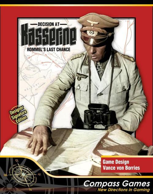 Kasserine: Rommel's Last Chance, Designer Signature Edition