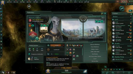 Stellaris Federations - test