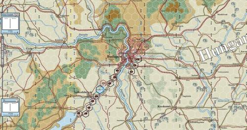 Hungarian Rhapsody - OCS - map
