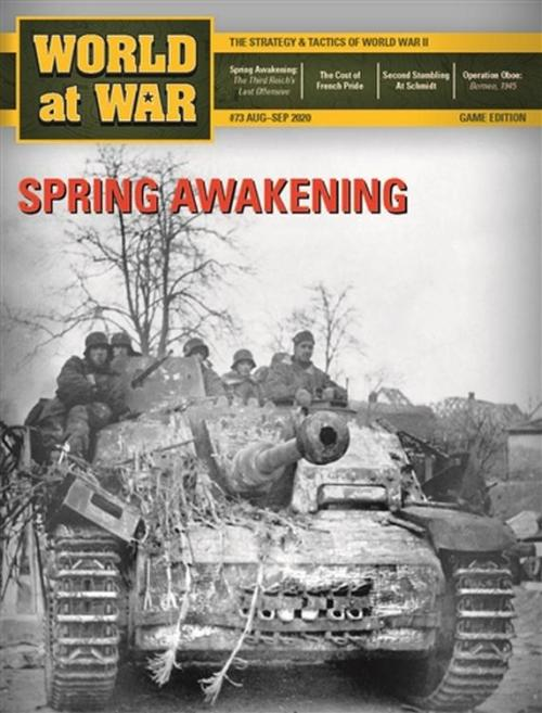 World at War, Issue #73