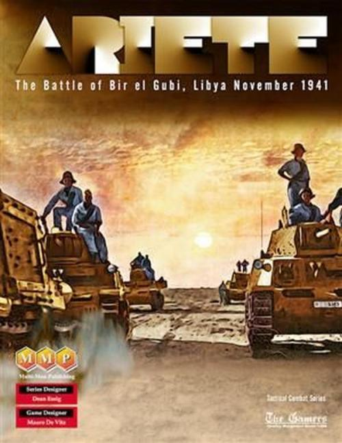 Ariete: The Battle of Bir el Gubi, Libya November 1941